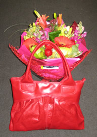 Handtied and Handbag - Something Different