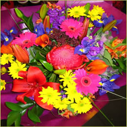 Bright and Beautiful - Bouquets