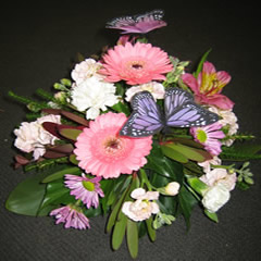 Pretty butterfly posy - Arrangements